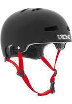 Helmet TSG Evolution Kids Flatblack