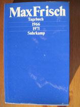 Max Frisch: Tagebuch 1966-1971