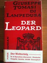 Guiseppe Tomasi di Lampedusa: Der Leopard