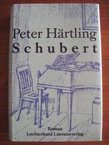 Peter Härtling: Schubert. Zwölf Moments musicaux und ein Roman