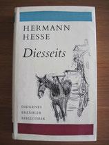 Hermann Hesse: Diesseits. Erzählungen