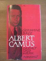 Germaine Brée: Albert Camus. Gestalt und Werk