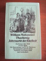 William Makepeace Thackeray: Jahrmarkt der Eitelkeit. Zweiter Band