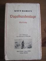 Knut Hamsun: Vagabundentage