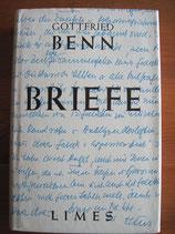 Gottfried Benn: Ausgewählte Briefe