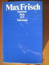 Max Frisch: Tagebücher. 1966-1971