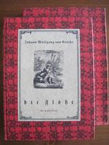 Johann Wolfgang von Goethe: Die Flöhe. De Pulicibus