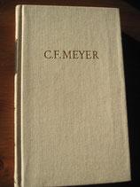 C.F. Meyer: Werke in zwei Bänden. Zweiter Band