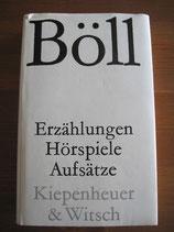 Heinrich Böll: Erzählungen, Hörspiele, Aufsätze