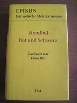 Stendhal: Rot und Schwarz. Chronik des 19. Jahrhunderts