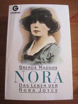Brenda Maddox: Nora. Das Leben der Nora Joyce