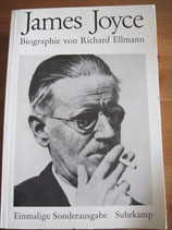 Richard Ellmann: James Joyes. Biographie