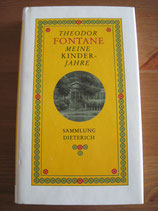 Theodor Fontane: Kinderjahre