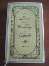Denis Diderot: Erzählungen und Gespräche