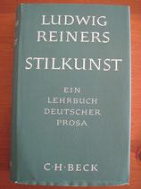 Ludwig Reimers: Stilkunst. Ein Lehrbuch deutscher Prosa
