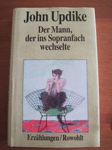 John Updike: Der Mann, der ins Sopranfach wechselte