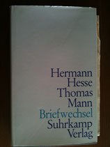 Hermann Hesse/Thomas Mann: Briefwechsel