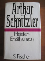 Arthur Schnitzler: Meistererzählungen