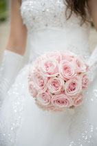 Rosa Dream Brautkugel