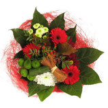 Red Touch mit Sisal