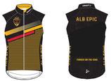 "NEW ALB EPIC Wind Vest 3.0 ""FORGED ON THE EDGE"" von Craft Functional Sportswear"