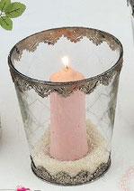 """Windlicht / Vase """"Alhambra"""" 2.Wahl"""
