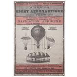 """Wandkarte """"Ballon"""" von Clayre & Eef"""