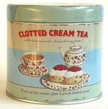 """Metalldose von ECP Design """"Clotted Cream Tea"""""""