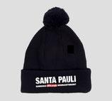 Santa Pauli -Pudelmütze