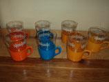 7 schöne Teegläser