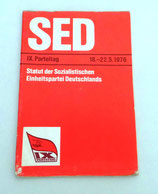 SED IX. Parteitag