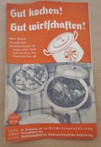 Gut kochen! Gut wirtschaften! - Beyer-Verlag Leipzig (#2)