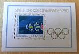 Briefmarken - Spiele der Olympiade - DDR