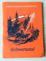 Schwarzatal - Unser kleines Wanderheft - Heft 71
