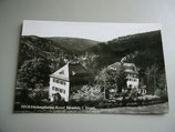 Ansichtskarte - Kurort Bärenfels i. Erzgeb.