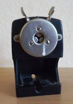 Alter Tischanspitzer aus Plastik/Metall (#3) – manuell – ohne Auffangschale