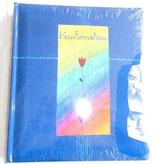 Fotoalbum zur Konfirmation - Blau mit Blume - Schleizer Alben GmbH