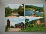 Ansichtskarte - Auersberg