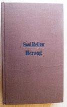 Saul Bellow - Herzog - Roman - Verlag Volk und Welt Berlin