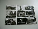Ansichtskarte - Blankenburg