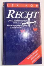 Lexikon Recht - Gerd Jauch - Orbis Verlag