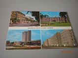 Ansichtskarte - Wilhelm-Pieck-Stadt Guben