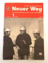 """""""Neuer Weg"""", 1/1987"""