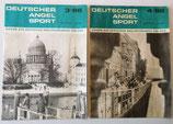 Deutscher Angelsport - Organ des deutschen Anglerverbandes der DDR 3-4 1986
