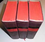 W. I. Lenin - Ausgewählte Werke in drei Bänden - Dietz Verlag Berlin 1965