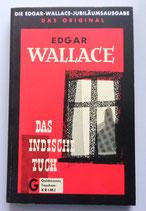 Edgar Wallace - Das indische Tuch - Goldmanns Taschenbuch-Krimi