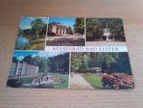 Ansichtskarte - Staatbad Bad Elster