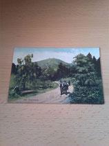 Ansichtskarte - Großen Inselberg