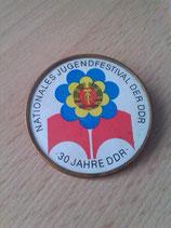 Anstecker - 30 Jahre DDR