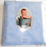 Großes Fotoalbum für das Baby - Collection by Eva